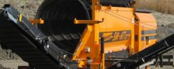 Rock and Material Handling equipment